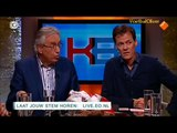 Knevel en van den Brink - Johan Derksen over de AC Milan trainer Clarence Seedorf