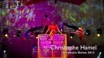 New Extreme Sport: Trampoline Wall.  Christophe Hamel Demo 2012.mov