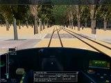 MSTS Tram de Bordeaux.