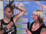 Paramore, Gym Class Heroes and Rise Against Do Band Breast Self Exam on Vans Warped Tour 2006
