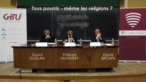 Tous pourris - même les religions ? Interventions