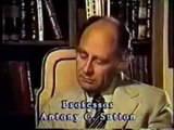 Best Enemies Money Can Buy interview with Antony Sutton 2/4