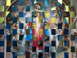 "Ave Maria Stella !  Prière à la vierge Marie... musique Erik Berglund ""Angel Lullaby"""