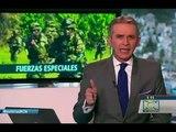RCN: Informe especial sobre las Fuerzas Especiales del Ejército Nacional de Colombia
