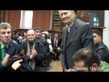 Poeme de Radu Gyr recitate de Profesorul Buzatu si Ilie Tudor la lansarea Arhivei Corneliu Codreanu