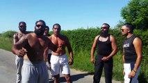La réponse de Djo Lopez de Clermont-Ferrand  Clash de Gitans -