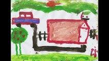 Nei disegni dei bambini siriani a Milano la fuga dal dolore verso un futuro di speranza