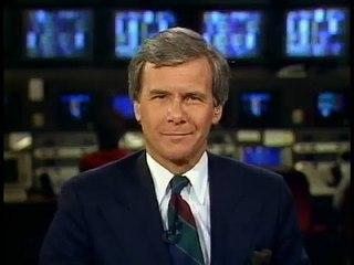 nbc 1989 nbc nightly news show end credits and nbc news theme with tom brokaw