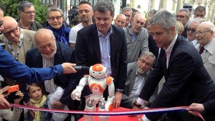 Inauguration de la Foire Expo 2015 du Puy-en-Velay