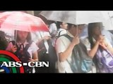 Monsoon rains, accidents snarl Metro Manila traffic