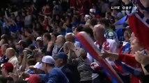 RUSSIA - FINLAND 3:0 █ IIHF WC 2008 SEMIFINAL █ ALL GOALS Финляндия Россия ЧМ