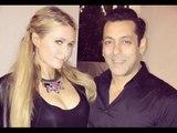 Paris Hilton Parties With Friend Salman Khan - BT