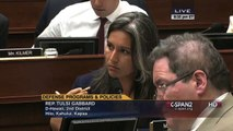 Rep Tulsi Gabbard Explains Why She's For Removing Command Influence from Sexual Assault Cases