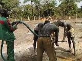 Forage de notre puits au Senegal