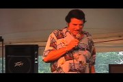 Eric Erickson sings 'Blueberry Hill Can't Stop Loving You Elvis Week 2005