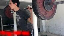1RM (1 Rep Maximum) Squat Test - NEW SQUAT RECORD