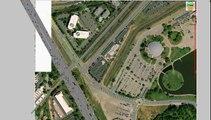 Video Simulation of Traffic Circulation