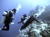 Things Go Wrong SCUBA Diving at 100 Feet - Cozumel