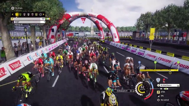 TOUR DE FRANCE 2015 | GAMEPLAY TRAILER