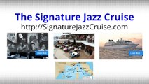 Top Jazz Cruise Luxury Vacation Jazz Stars, Intimate Concerts, Meditarreanean Ports, Seabourn Line