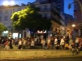 """Manifestação """"Que se Lixe a Troika, Queremos as Nossas Vidas"""" em Lisboa - no Rato/São Bento"""