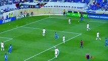 Rodolfo Zelaya en una gran maniobra acrobatica - El Salvador 2-2 Trinidad y Tobago - Copa Oro
