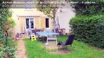 A vendre - Maison - JOUY LE MOUTIER (95280) - 5 pièces - 90m²
