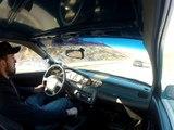 turbo f20b eg hatch vs turbo lsvtec crx