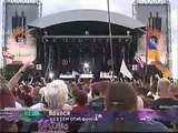 La Isla Bonita and Bounce  - System Of A Down -Pinkpop live