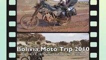 Tornado Xr250 Bolivia moto trip, day 14-16: Uyuni Laguna Colorada Honda