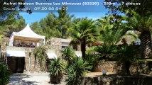 A vendre - Maison/villa - Bormes Les Mimosas (83230) - 7 pièces - 230m²