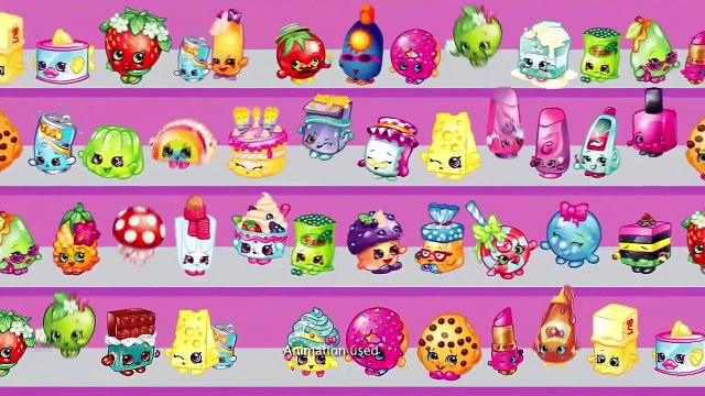 ABC Song  Twinkle Twinkle Little Star and More Nursery Rhymes Shopkins