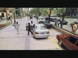 See how people park - watch sequence: Arab first, then German, Chinese last but not least