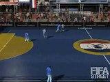 fifa street demo Nike Allstars vs Street swirl