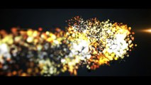 After Effects Project Files - Glowing Particles Logo Reveal Pack 01 - VideoHive 10050425