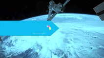 Astronaut Captures Hypnotic Videos of Thunderstorms on Earth From Space