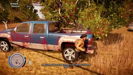 Análise de State of Decay: Year One Survival Edition.