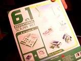 ROBOT KIT: OWI-MSK610 6-in-1 Educational Solar Kit