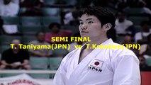 Kokubun vs J.L.Grange. The 8th World Shoto Cup