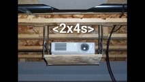 DIY Motorized Projector Lift