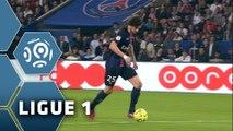 But Adrien RABIOT (45ème) / Paris Saint-Germain - Stade de Reims (3-2) - (PSG - SdR) / 2014-15