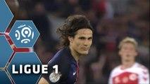 But Edinson CAVANI (83ème) / Paris Saint-Germain - Stade de Reims (3-2) - (PSG - SdR) / 2014-15