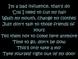 You need to cut your hair - Ed Sheeran Lyrics