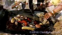 ClambakeTv Traditional - lobsters, clams, mussels, corn