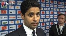 "Al-Khelaïfi - ""Cavani représente le futur du PSG"""