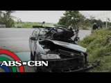 3-year-old survives fatal car crash in Pampanga