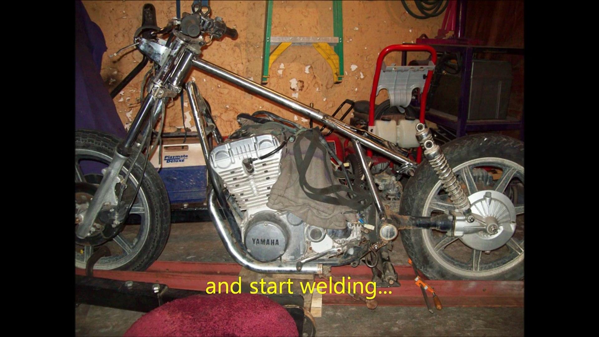 Bobber Build 79 Yamaha XS750