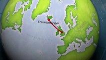 Herjolfur to The Westman Islands Vestmannaeyjar Iceland