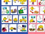1st Person Daily Actions 1: Kids ESL English Vocabulary for Children by Pumkin,.com