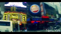[GoPro Adventure] USA TRIP- New York~Washington~Bush Garden~Basketball | GoPro Hero 3
